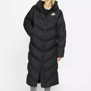 Brand new Nike down fill jacket women size L